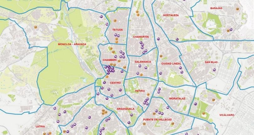 Las nuevas zonas rentables para invertir en Madrid