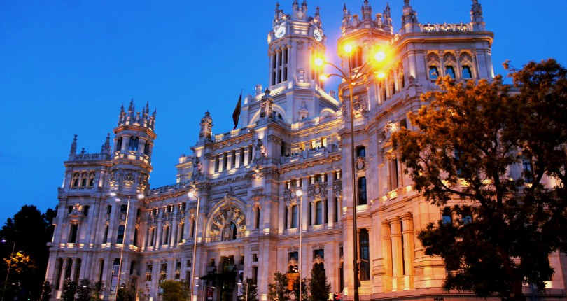 Why Madrid? …. A Real Estate investment opportunity